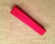 Karate or Taekwondo Red belt