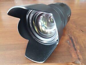 Sony E PZ 18-105 mm f/4 G OSS Obiettivo - Nero