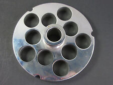 "#52 1""  25.0 mm holes STAINLESS Meat Grinder disc plate for Hobart Biro Berkel"
