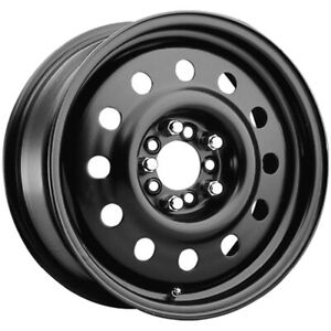 "Pacer 83B FWD Mod 13x5.5 4x100 +35mm Black Wheel Rim 13"" Inch"