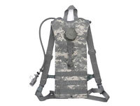 New Army CIF Issue ACU Camelbak Water System W/ New Bladder & New Cleaning Kit