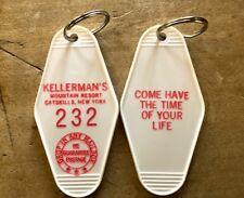 Dirty Dancing inspired keytag - Kelleman's Resort Keytag