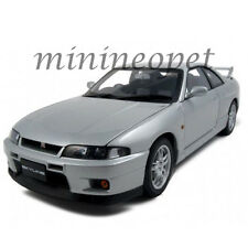 AUTOart 77321 NISSAN SKYLINE GTR GT-R R-TUNE R33 V-SPEC 1/18 MODEL CAR SILVER