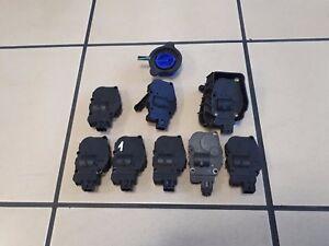 Mercedes-Benz ML W164 3.0 CDI Heater Blower Resistor ACTUATOR SET A2518203910