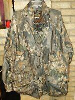 Remington Hunting Mossy Oak Jacket  Mens Large Good Condition