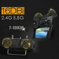 5.8GHz 16DBI Extender WiFi Signal Range Booster Antenna For DJI Series Drone PRO