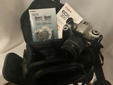 Canon EOS Rebel 2000 35mm SLR Film Camera with 28-80 mm lens Kit(Mint Condition)