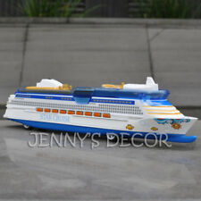 1:1400 Diecast Ship Model Star Cruise Liner Cruiser Sound&Light  Replica toy