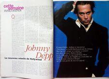 MADAME FIGARO 1997: JOHNNY DEPP_PAMELA HARRIMAN_spécial ARCACHON_RICKY MARTIN
