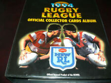 Original Set 1994 Season NRL & Rugby League Trading Cards