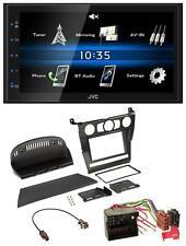 JVC USB 2DIN Bluetooth MP3 AUX Autoradio für BMW 5er (E60, 2003-2007)