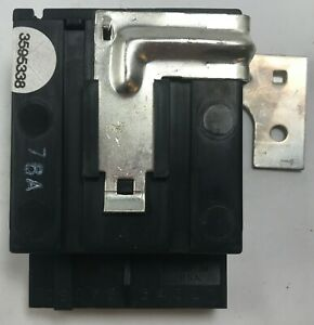 General 33041 Cooling Fan Relay Replaces Standard RY-180 Fit Ford Escort Mercury