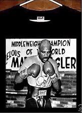 Marvin Hagler T shirt; Marvin Hagler Tee Shirt
