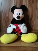 "Disney 27"" Character Direct Ltd. Mickey Mouse Stuffed Doll"