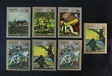 CKStamps: Togo Stamps Collection Scott#717-721 C124-C125 Mint NH OG