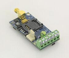 Mini combinatore telefonico GSM professionale a 2 canali per sistemi d'allarme