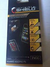 Zagg invisibleSHIELD Pellicola protettiva per Huawei Ascend P6 (proteggi Schermo)