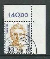 Berlin Mi-Nr. 848 Ecke 2 - zentrisch gestempelt Ahlen 1
