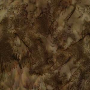 Hoffman 1895-281 Hamster Watercolor Hand-Dyed Batik Priced Per ½ yard