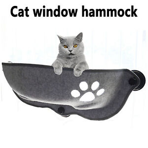 Cat Ferret Window Hammock Cushion Bed Soft Pet Car House Pad Suction Cup