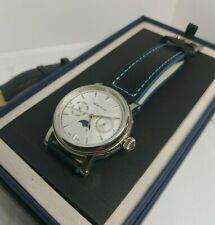 Sea-Gull Triple Date Moonphase Box & Papers