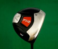 Callaway FT-5 10 Degree Driver Regular Graphite Shaft Callaway Grip
