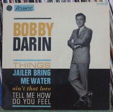 BOBBY DARIN THINGS FRENCH EP ATLANTIC 1962