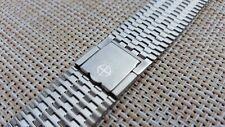 Bracelet NSA Novavit Zodiac  - Stainless Vintage band 18 mm NOS