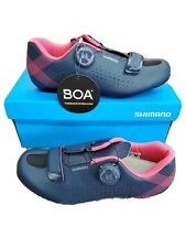 Shimano RP5 Euro 40 Women's Road Cycling Shoes Carbon sole BOA dial