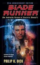 Blade Runner Anniversary Ed Do Androids Dream of Electric Sheep? Philip K.Dick
