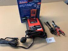 Doppelspannungs-Batterielade-und Wartungsgerät 10 A 12V von SEALEY (England)