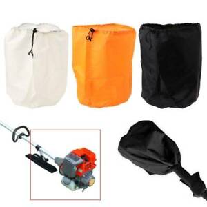 Engine Cover Waterproof Dustproof Cover for Grass Trimmer Edger Pole Saw Kit