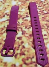 REPLACEMENT BAND FITBIT ALTA HR FITNESS DIGITAL WIRELESS WATCH SILICONE FUSCIA L