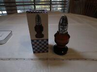 Avon The Bishop VINTAGE Chess piece wild country after shave NOS 3 FL OZ box men