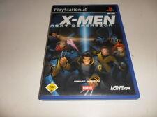 PLAYSTATION 2 PS 2 X-MEN NEXT DIMENSION
