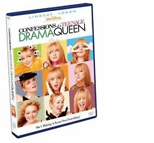 Confessions Of A Teenage Drama Queen Lindsay Lohan, Adam Garcis New Region 2 DVD