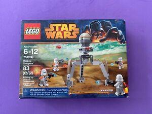 Lego STAR WARS UTAPAU TROOPERS BATTLE PACK BOX SEALED RARE YR2011 New 9489 LL200