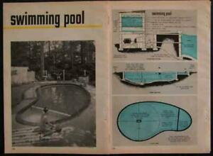 SWIMMING POOL In-Ground HowTo build INFO Cement Block