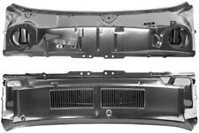 1967-68 Ford Mustang Cowl Panel/Grille Assembly w/ WTP - 2-Pieces New