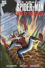 The Amazing Spider-Man Soul of the Hunter NM Kraven 1992 ZECK & DEMATTEIS