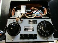 Siemens Telefon Meßgeräte Einheiten Zähler