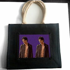 VAMPIRE Diaries Ian Somerhalder Iuta TOTE shopping bag FOTO FAN ARTE REGALO