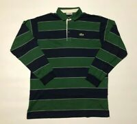 Lacoste chemise mens rugby shirt size 6