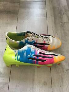 Adidas Mens Rare F50 adizero TRX FG Football Soccer Cleats Boots Multicolour