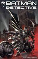 🚨🦇 BATMAN THE DETECTIVE #1 KAEL NGU Exclusive Variant Trade Dress LTD 3000