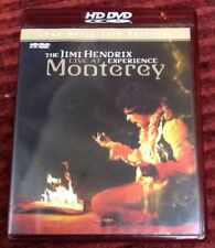 The Jimi Hendrix Experience Live At Monterey The Definitive Edition HD DVD