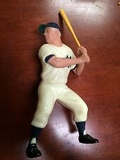 Mickey Mantle Original 1958-63 Hartland Baseball Statues W/ Bat (#4)