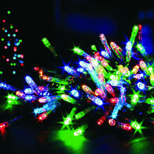 Xmas Fairy String Lights 80/120/200 LED Indoor/Outdoor Christmas Tree Party