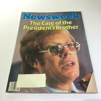 Newsweek Magazine: August 4 1980 - The Case of the President's Brother