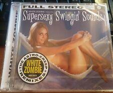 WHITE ZOMBIE - SUPERSEXY SWINGIN' SOUNDS - CD SIGILLATO (SEALED)